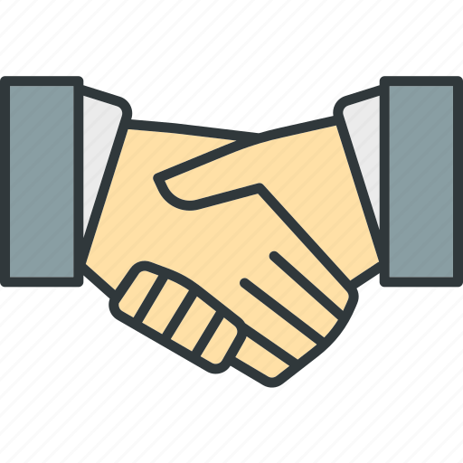 cooperation, handshake, partner, transaction icon