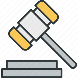 a, agreement, auction, clinch, deal icon
