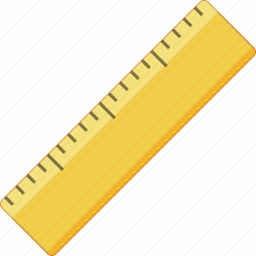 design, measure, size icon