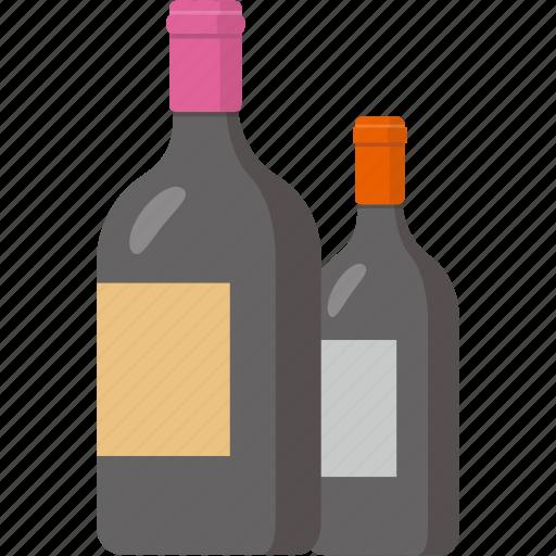 alcohol, bar, guzzle, liquor, spirits, wine icon