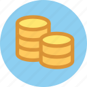 balance, funds, money icon