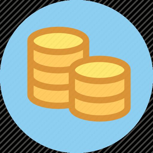 balance, funds, money icon