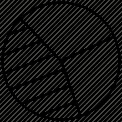 Diagramm, analytics, pie chart icon, chart, pie icon icon