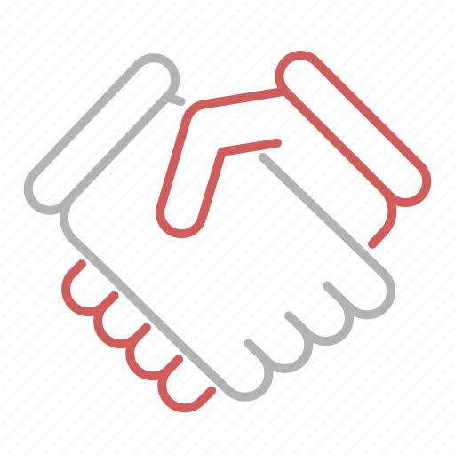 business, contract, deal, partnership icon