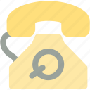 business, office, phone, ring, telephone icon