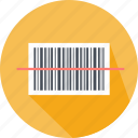 bar, barcode, code, scanning, sku icon