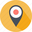 country, location, map, navigation, pin, point, tag icon
