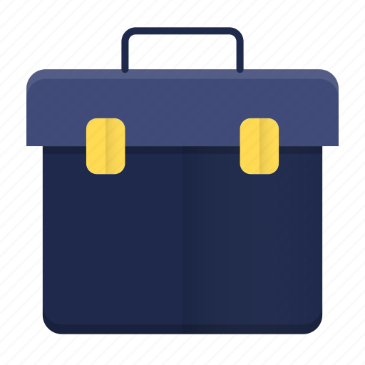 bag, business, case, job icon