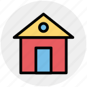 apartment, building, home, house, property, villa icon