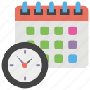 business reminder, company schedule, event calendar, event schedule, meeting calendar icon