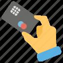 credit card, debit card, internet banking, mastercard, online transactions icon