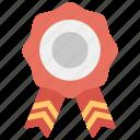 award badge, badge, emblem, medallion, reward icon