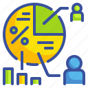 business, chart, corporation, graph, shareholder, shares, stock icon