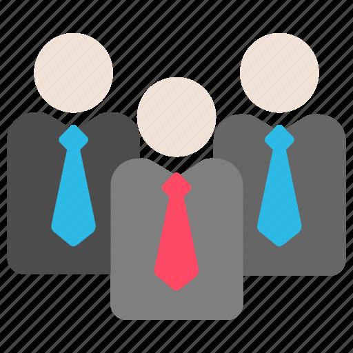 business, group, leadership, teamwork icon