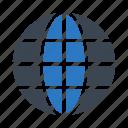 browser, global, internet, online, world icon