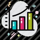 analysis, business, chart, diagram, graph, marketing, statistics icon