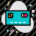atm, business, card, cash, money, payment icon