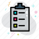 analysis, business, data, management, report icon