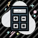 business, calculation, calculator, mathematics icon