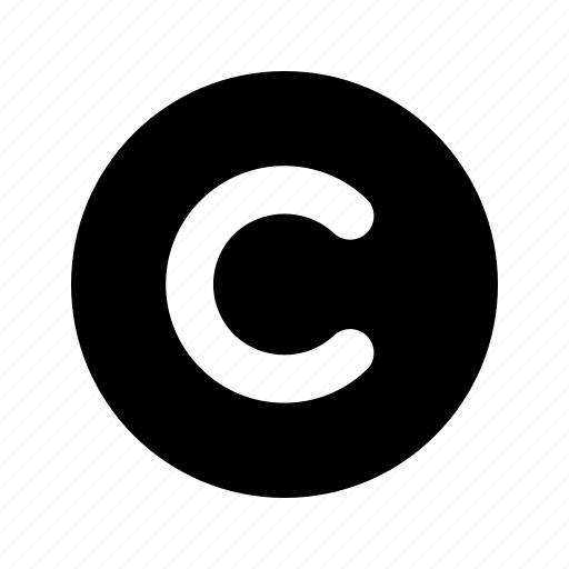 Copyright, license icon - Download on Iconfinder