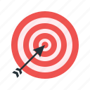 accuracy, business, focus, goal, strategy, success, target
