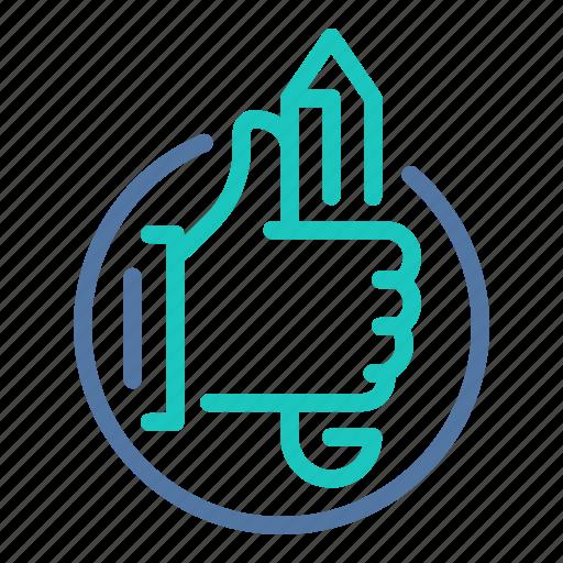 design, designer, designing, drafting, project, sketching, writing icon