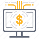 analysis, business, ecommerce, gateway, online, payment, shopping icon