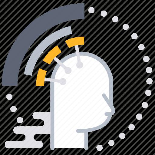 analysis, analytic, analyze, business, business analyst, consider, thinking icon