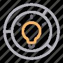 chart, creative, graph, idea, statistics icon