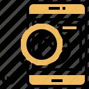 analytics, marketing, mobile, smartphone, tablet icon