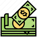 cash, income, money, payment, salary icon