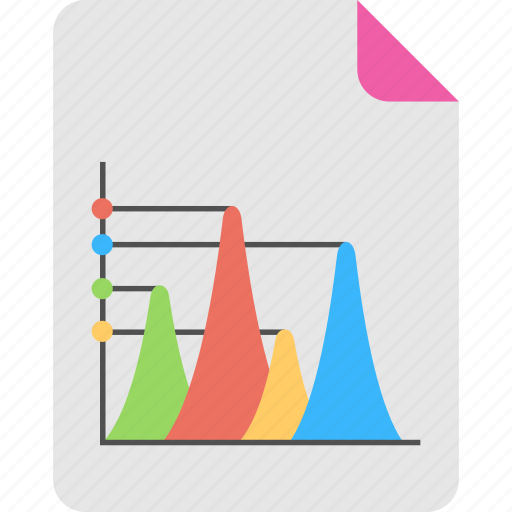 business analytics, financial graph, infographic data, statistic analysis, vertical pyramid report icon