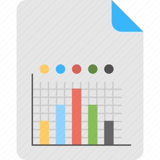 Barchart analytics, financial report, growth analysis, project analysis, sales report icon - Download on Iconfinder