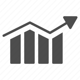 analysis, analytics, diagram, graph, line chart, report, statistics icon