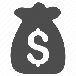 bank, cash, finance, financial capital, fund, money bag, payment icon