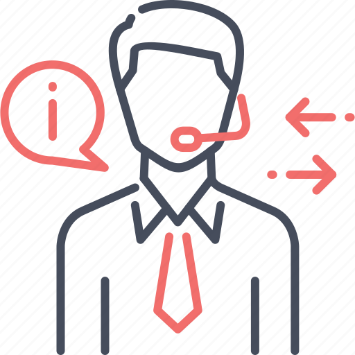 answer, call, consultant, help, question icon