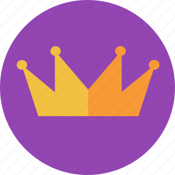 crown, customer, help, premium, service, services, support icon