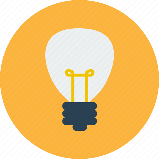bulb, communication, idea, internet, network, smart, solutions icon