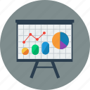 analysis, bar, data, database, pie chart, report, statistics icon