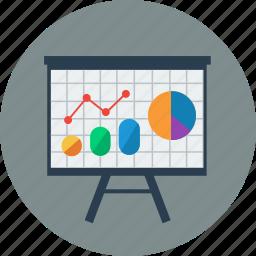 analysis, bar, data, database, pie chart, report, statistics icon