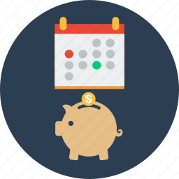 business, dollar, finance, payment, save, saving, term icon