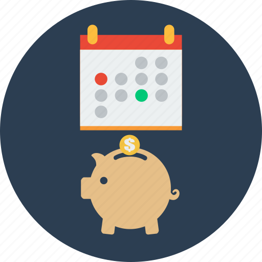 Saving, term, business, dollar, finance, payment, save icon - Download on Iconfinder