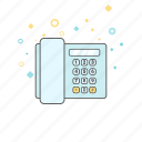 banking, business, communication, finance, phone icon