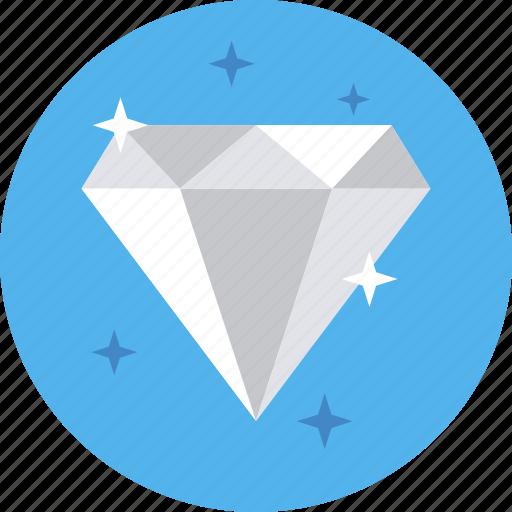award, best, business, diamond, quality, work icon