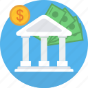 bank, banking, dollar, finance, financial, loan, money icon