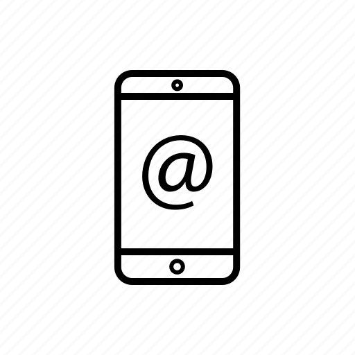 cell phone, chat, communication, mobile phone, note, tablet, technology icon