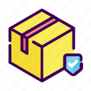 box, business, carton, protection, shipment icon