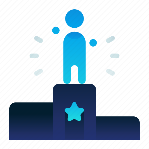 Achievement, business, male, man, target icon - Download on Iconfinder