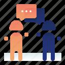 chat, communication, conversation, female, woman