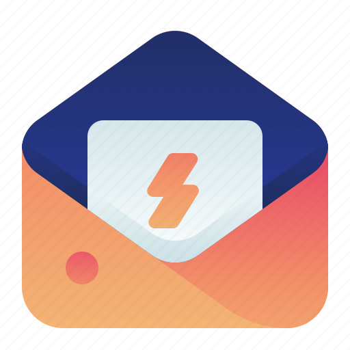 Employment, firing, letter, mail, message, termination icon - Download on Iconfinder